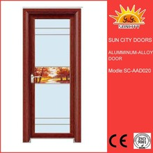 Nice Looking aluminium glass doors design SC-AAD020