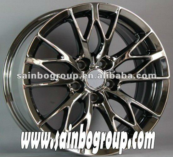 "Aluminium alloy wheel of 17"" 18"" 19"" 20"" F60485-1"