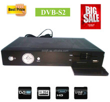 DVB-S2 tv built-in satellite receiver for africa