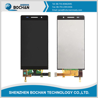 Cell Phone 100% Original new Lcd +Touch Screen Digitizer Assembly Replacement For Huawei P6