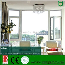 Thermal break aluminum tilt and turn windows,8mm single glass window with AS2047 PNOCTTW106