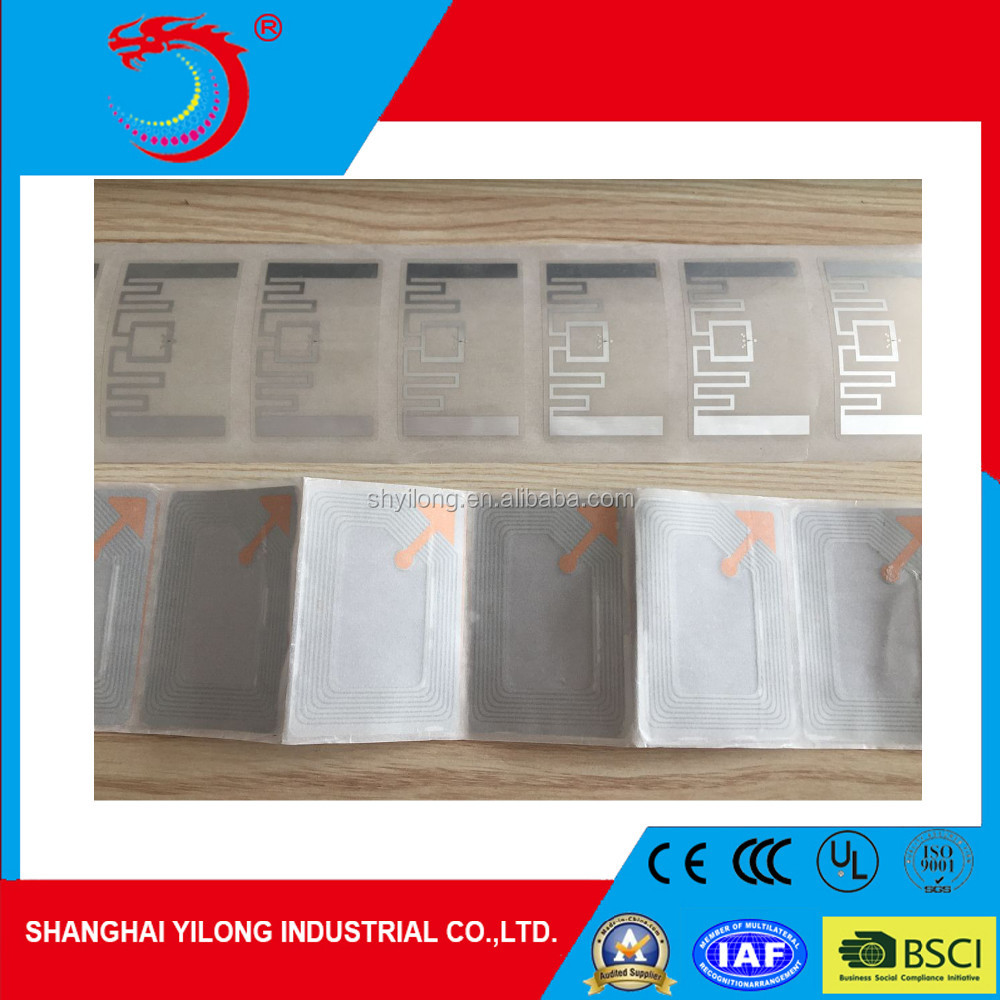 YILONG High Quality Uhf Inlay