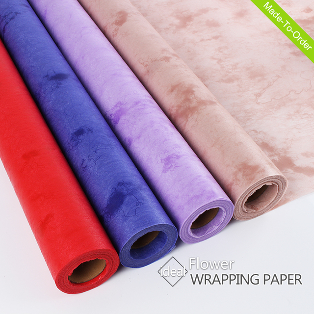 stone line nice heavy quality colorfull no-curling paper rolling