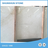 Customized Crema Marfil Marble Beige Color Countertop/Kitchen Top/Vanity Top