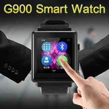 2015 New Smart Watch G900 for android Phone Mp3/Mp4 Player Clock Pedometer Sleep Tracker Camera GSM Sim Card