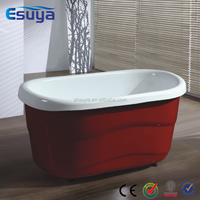 Hot Selling cheap acrylic baby bath tub with prices no chemical bathtub