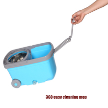 Household cleaning products 360 easy spin mop