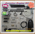 HOT Gasoline engine kit/bike motor kit 80cc/80cc gas motor kit