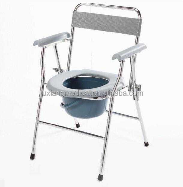 Aluminum Elderly Potty Chair, Aluminum Elderly Potty Chair Suppliers And  Manufacturers At Alibaba.com