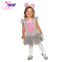Halloween mascot cosplay animal cosplay kids mouse costume for child