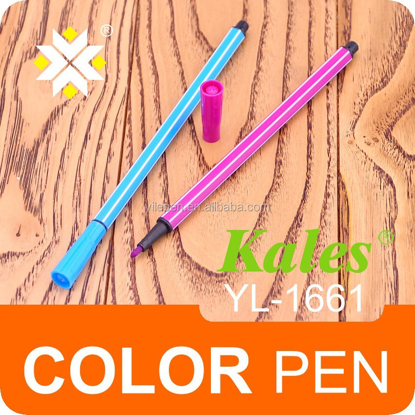 High quality with cheap price washable water color pen for kids