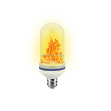 New Products 2018 LED Flickering LED Flaming Light Bulb Fire Flame Lamps with Remote Control