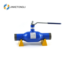 48 Inch WCB Full Welding Ball Valve