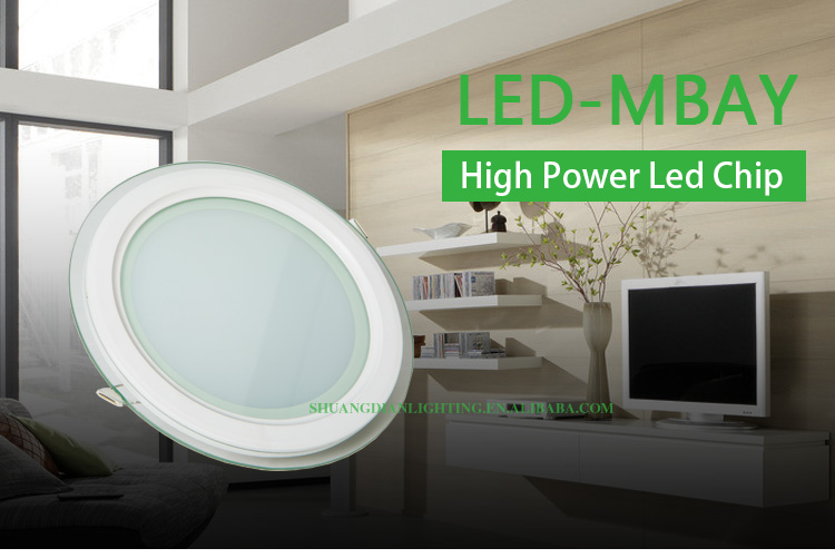 2016 newest products on china market 9w 145*145mm ultra thin round led panel lights led panel lamp