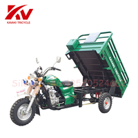 Non Battery Operated Indian Battery Start Moto Tuk Tuk / Auto Rickshaw Tricycle For Cargo Passenger