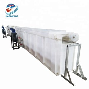 40 wires Electro galvanized wire production line