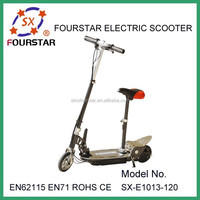New 2014 120W Fashion E Bike for Sale cheap stand up scooters for saleSX-E1013-120