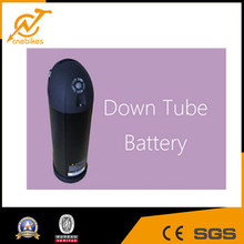 36v water bottle lithium tube battery for electric bike