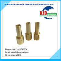 CNC Machine Parts / Metal Fabrication / Copper Brass Material/Machining Part