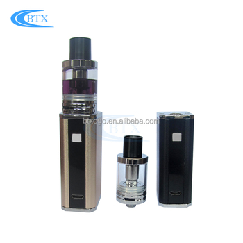 Alibaba Express China New Product 45w E-cig Mod rechargable battery mini e-cig