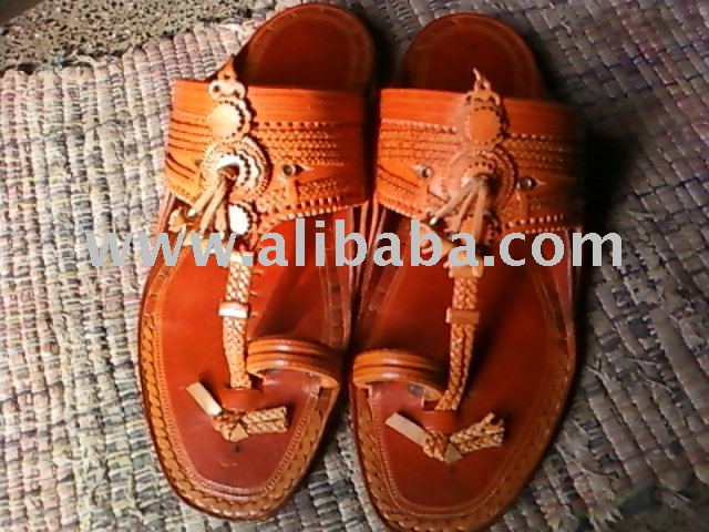 Kolhapuri Pure Leather Chappal