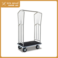 2015 New arrival CE luggage hand trucks