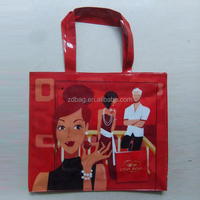 clear pvc handbag , pvc leather for bag
