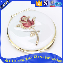 hand held compact makeup mirrors wholesale