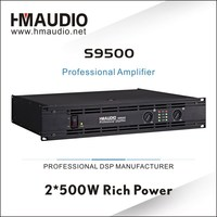 S9500 Pro Power Amplifier for meeting