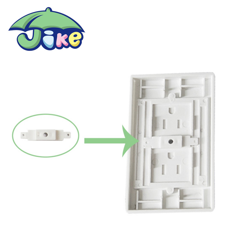 Electric Outlet Cover - Self Closing Baby Proofing Kit Child Safety Wall Socket