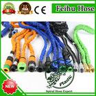 FH-8001 top quality extensible garden hose/natural rubber tube latex garden hose/light weight water garden hose pipe