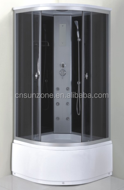 Sunzoom Hot Selling Fiberglass Lowes Steam Shower   Buy Lowes Steam Shower,Steam  Shower Room,Complete Shower Room Product On Alibaba.com