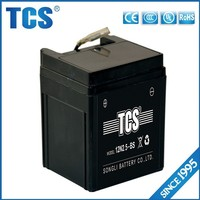 High quality mf motorcycle battery 12v2.5ah China manufacturer