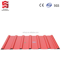 corrugated pvc plastic roofing sheet