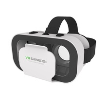 Wholesale VR headsets google cardboard 3D glasses with cheap price.