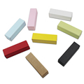 Candy Color Custom Logo Design Small Lipstick Packaging Box