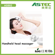 Personal care hand held portable SCALP head MASSAGER