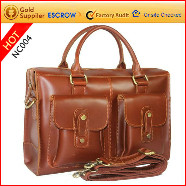 buy portfolio with 2012 latest design made of high quality cow leather