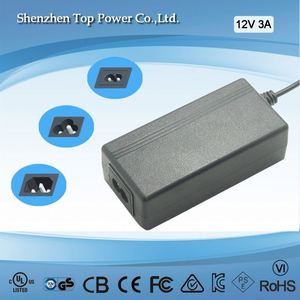 Univeral ue 24V1.5A 36W power adapter