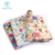 happy flute new print baby changing mat waterproof cloth pad minky fabric changing pad polyester changing pad