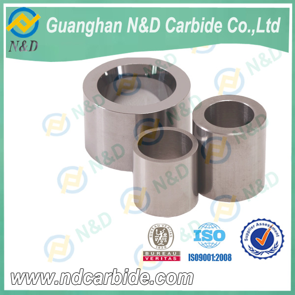Tungsten Carbide sleeves/bushings from sichuan