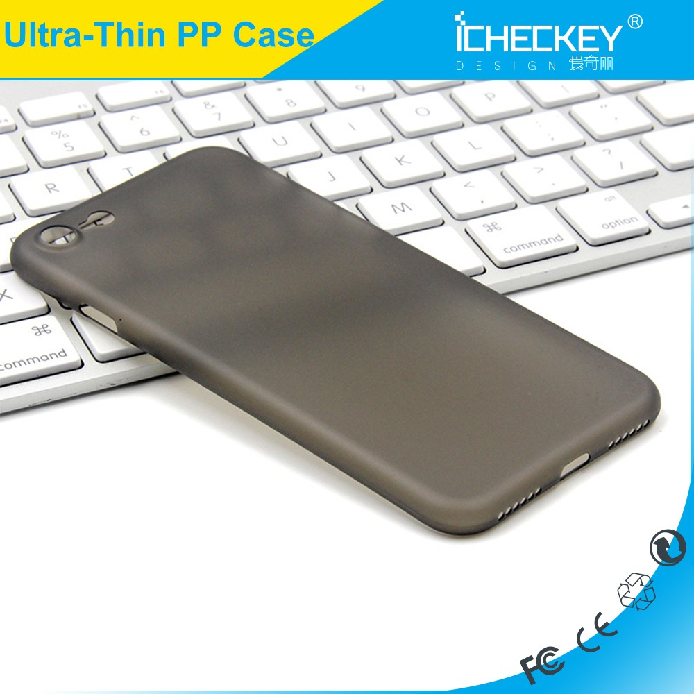 Promotional ultra slim case pp For iphone 7 plus