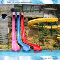 Water Park Used Fiberglass Water Slide for Sale (HT-06)