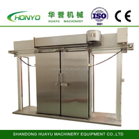 blast freezer cold room door