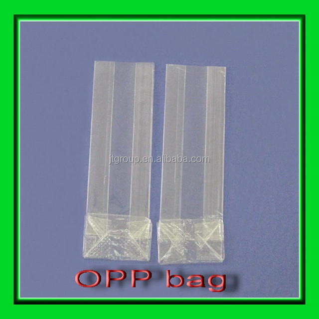 biodegrade material BOPP OPP custom shaped plastic bag