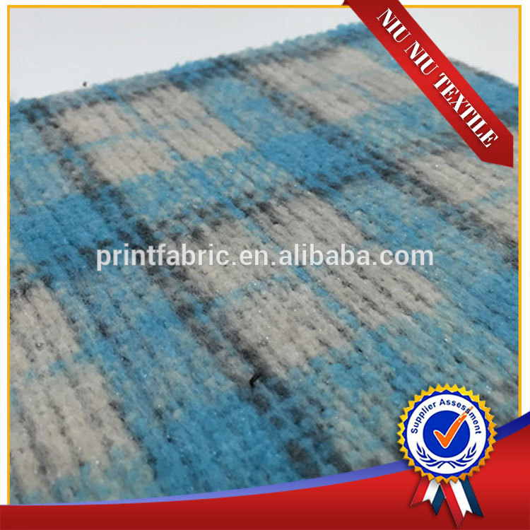 Wholesale designer discount brush wool fabric stores at a low price