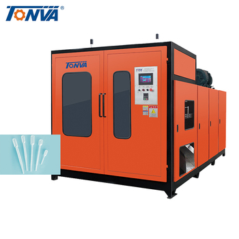 1 liter double station extrusion blow moulding machine for enema medical treatment