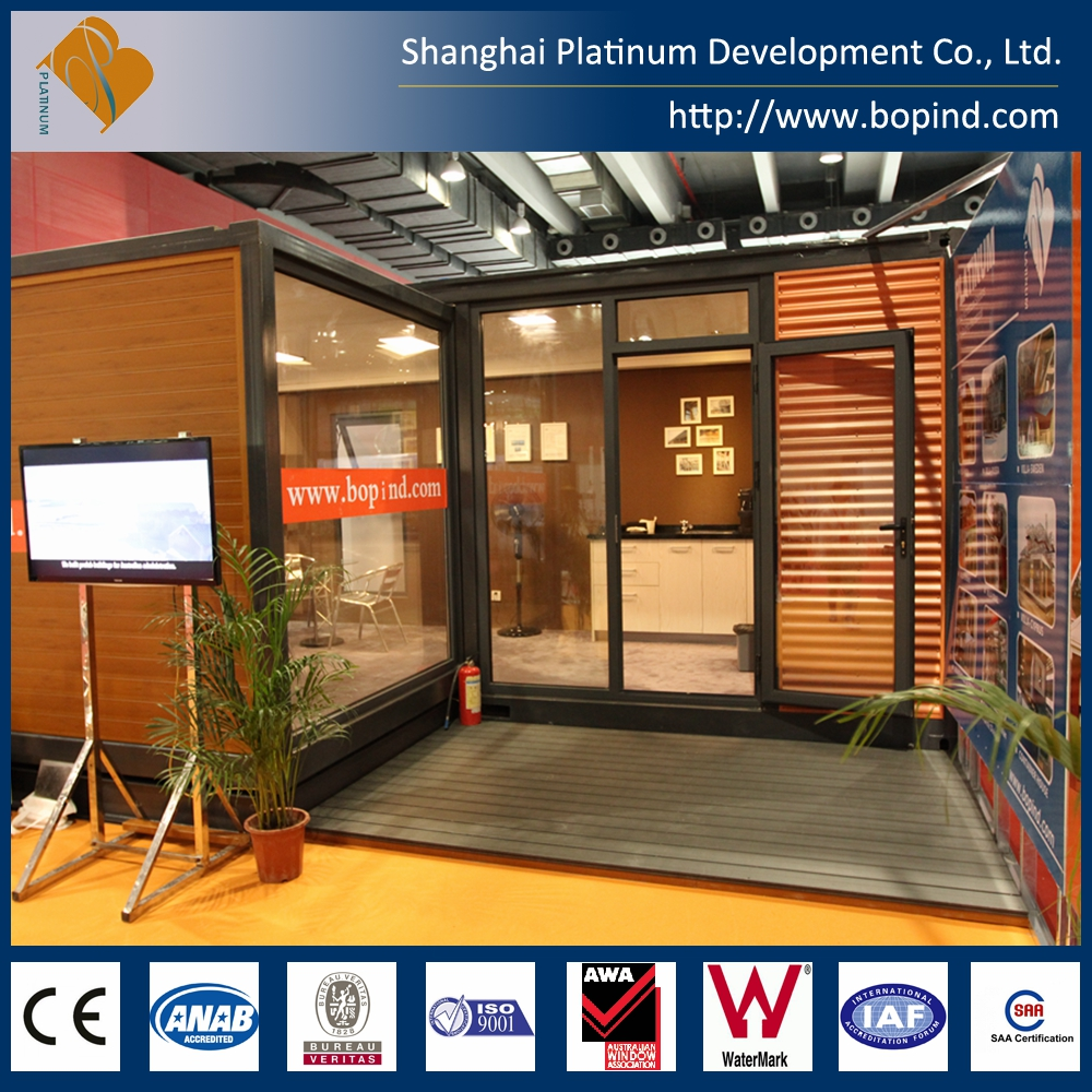 High quality Prefabricated Steel Frame non-standard easily transport container house