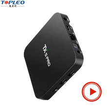 Hot TX5 pro google android 6.0 tv box S905X kodi 16.1 fully loaded 4K BOX TV