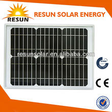 Small size pv solar panel 10W solar panel/module with high quality